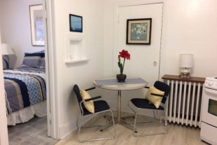 Quaint Furnished Bachelor Apts for Rent