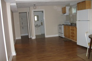 ALL INCLUSIVE 1 BDRM OPEN CONCEPT APT