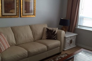 Beautiful and Affordable Furnished One Bedroom and Bachelor Apts