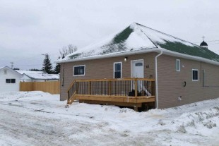 2 bedroom single dwelling apartment available February 1st