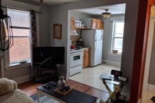 Central large 2 bedrooms