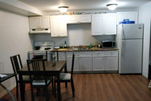 Apartment for students