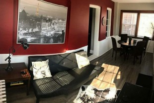 Furnished 2 bedroom — Ensuite laundry — Downtown ***JUNE 1