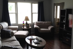 Large, bright, upgraded 2 bedroom