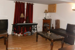 Spacious 1 bedroom apt for rent