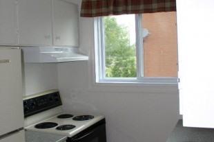 Large 2-bedroom apartment in quiet building inCentral Chelmsford