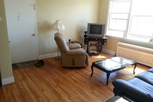 2 BED APT-345 CARTIER AVE.-NEAR RAMSEY LAKE & DOWNTOWN-JULY 1