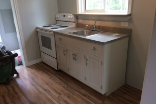 New Price! -Totally Renovated 1 Bedroom House
