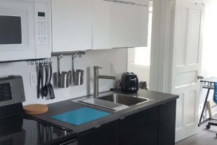 Furnished 2 bedroom (No parking) WiFI + Laundry **OCTOBER 1