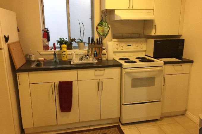 Just renovated 2 bedroom apartment for rent